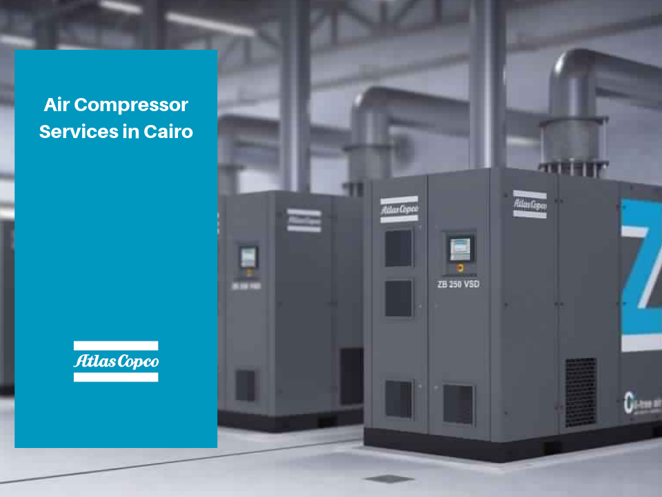 The Best Air Compressor Services in Cairo