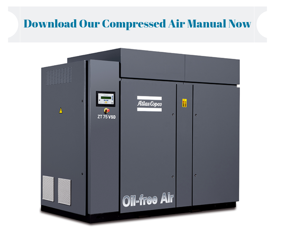Download Our Compressed Air Manual Now