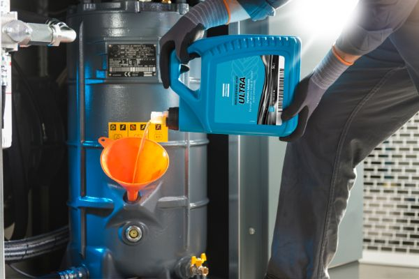 air compressors oil types