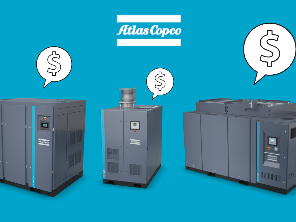 Air Compressors prices in Egypt