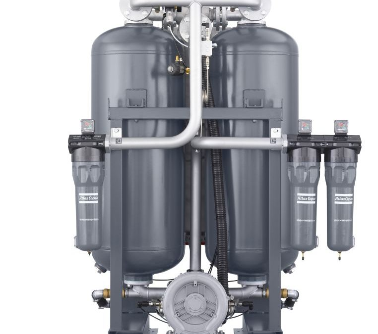 Air dryer for air compressors Types