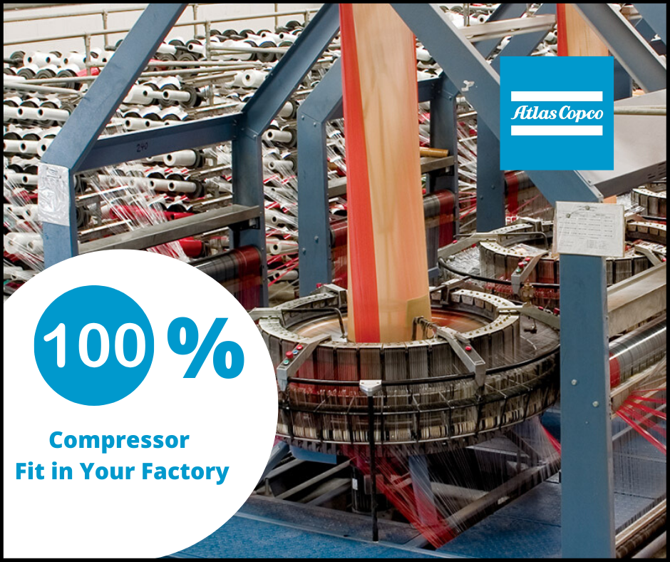 Compressor Fit in Your Factory