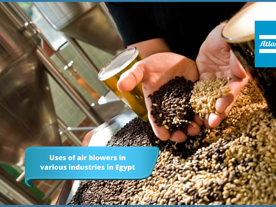 Uses of air blowers in industries